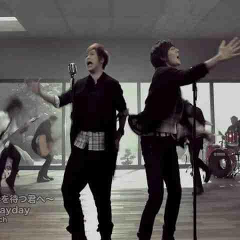 Belief 給等待春天的你(Belief~春を待つ君へ~) - flumpool(Feat. 五月天)(阿信(おしん) 電影主題曲)