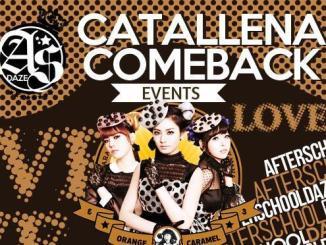 Catallena(까탈레나) - ORANGE CARAMEL(오렌지 캬라멜)