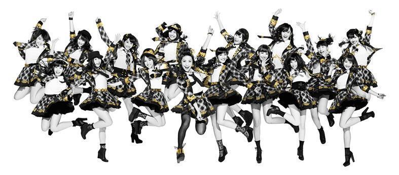 勇往直前(前しか向かねえ) - AKB48