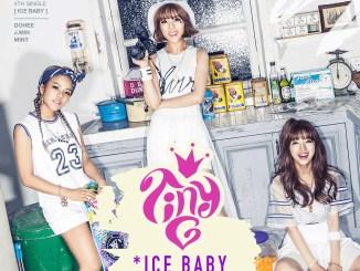 Ice Baby - Tiny-G(타이니지)