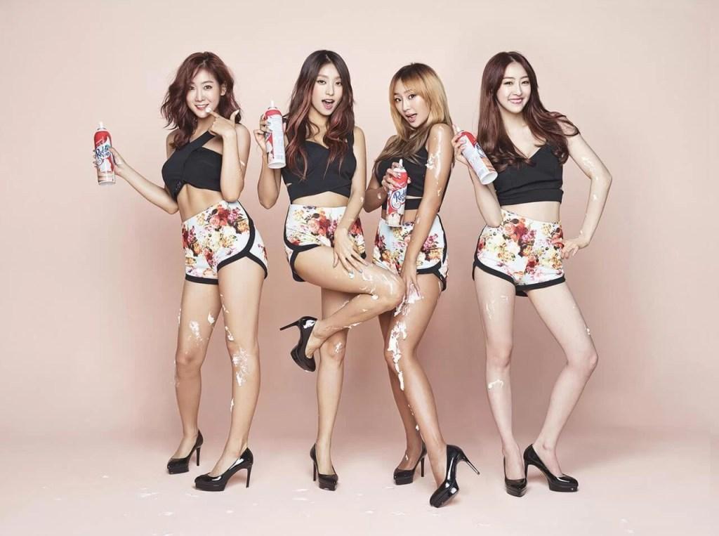 Touch my body(터치 마이 바디) - Sistar(씨스타)