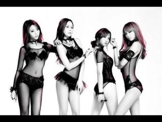 Move(무브) - 4L(Four Ladies)(포엘)