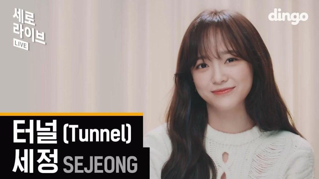 Tunnel(터널) - 世正(세정)(SEJEONG)