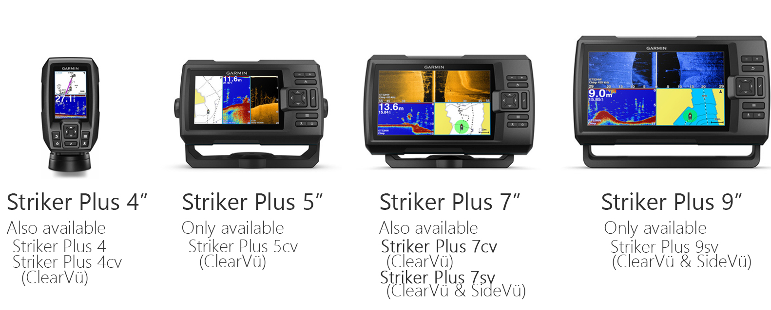 hight resolution of striker plus series all available australian models