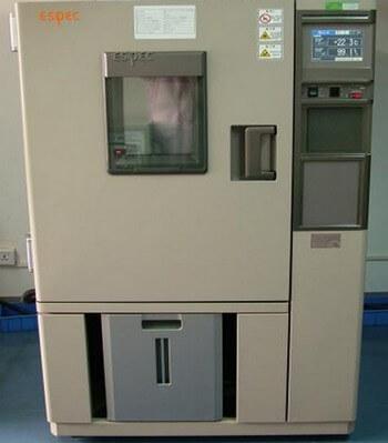 Temp & humidity test chamber