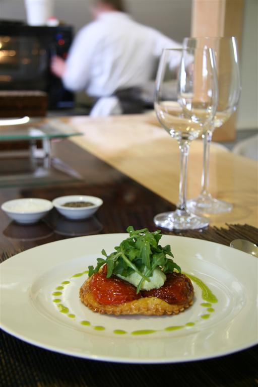 Tomato Tart Tatin 2 (Large)