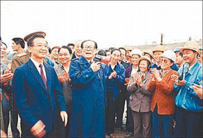 20121026/眾媒體評論溫家寶家族傳聞報道 – 捷克佳博客