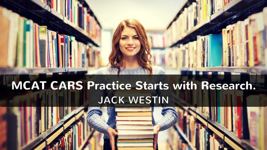 MCAT CARS Scoring: Demystifying the CARS Section - Jack Westin