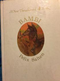 Cover 1929 edition of Felix Salten's Bambi