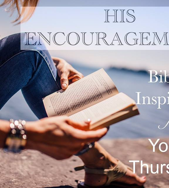 His Encouragement: If God is for us