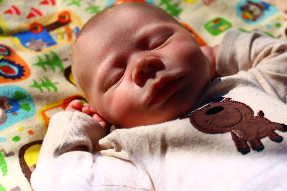 New Beginnings: Our Birth Story, Baby #2