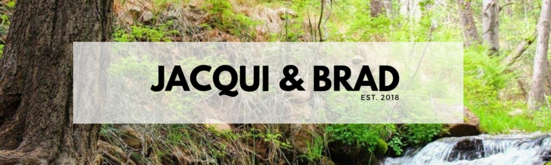 Jacqui & Brad Store