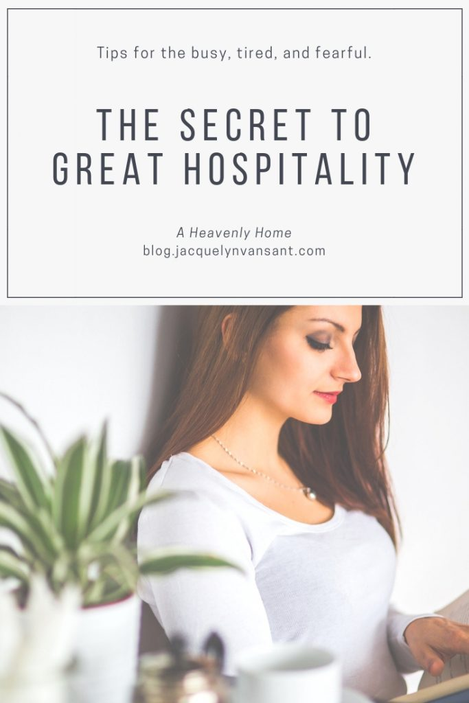 The secret to great hospitality