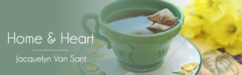 Sign up for Heart & Home newsletter to receive weekly updates and exclusive monthly content!