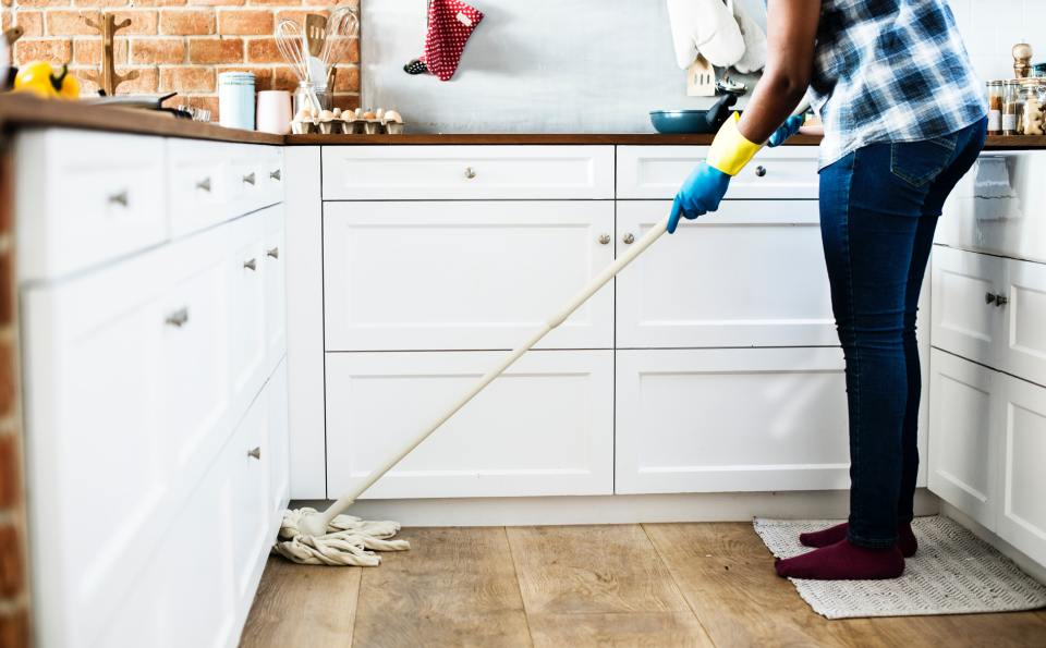 Spring cleaning tips for busy families