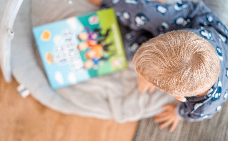5 Children's books about thankfulness