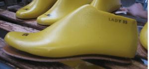 Lexique de la chaussure: la forme