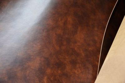 cuirs exotiques: museum calf
