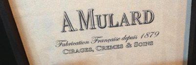 cirage A Mulard