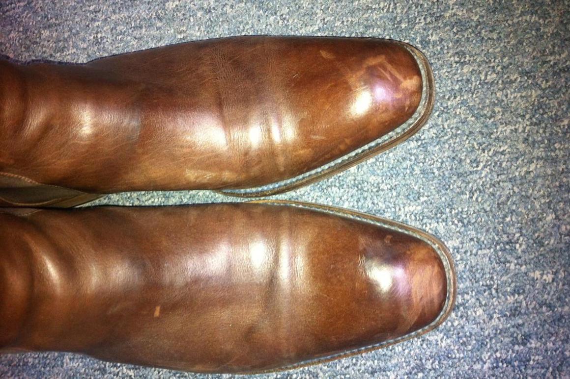 Comment réparer le cuir de vos chaussures ?