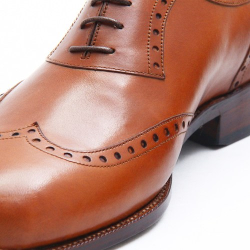Brogue-marron-maccro