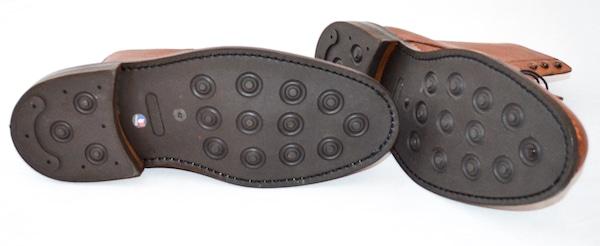 Imperméabilisant pour chaussures semelles