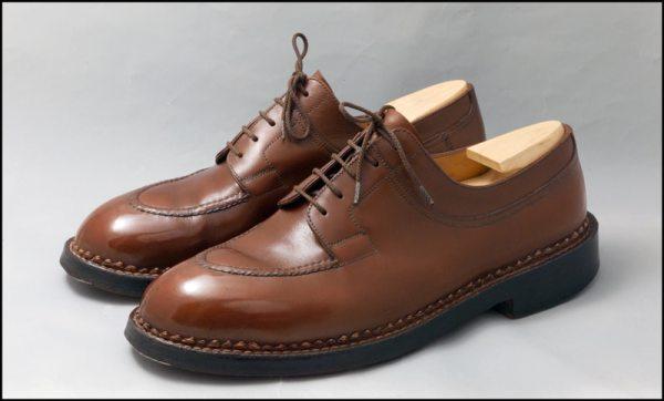 chaussure derby chasse Weston
