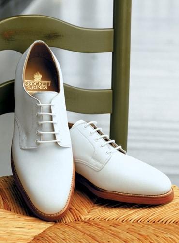 Chaussure derby bucks