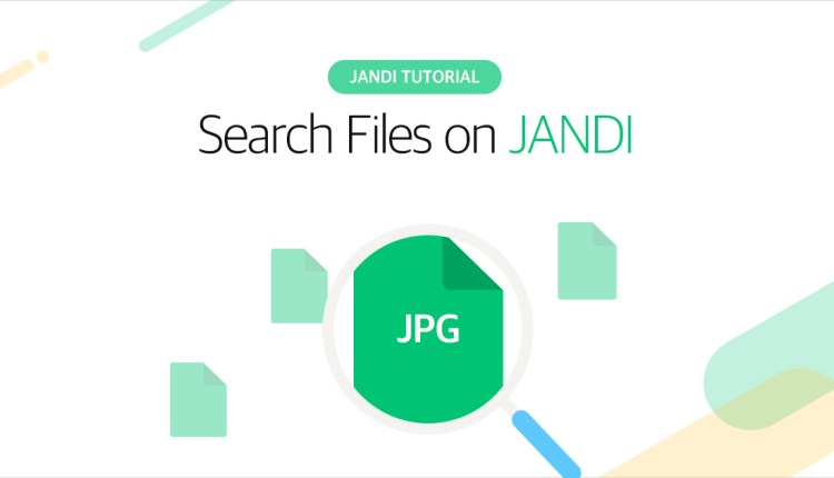 JANDI file search