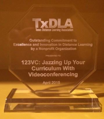 123VC Jazz - 2015 TxDLA OCEIDL Awards