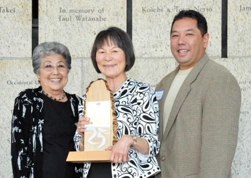 Helen Yasuda, Irene Nakagawa, & Kirby Tanimura