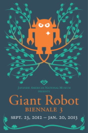 Giant Robot Biennale 3