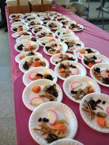 Lucky new year foods await JANM members at Oshogatsu!