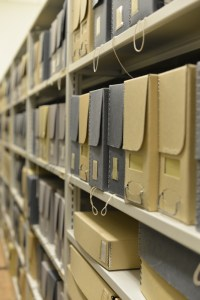 A glimpse of JANM's archives.
