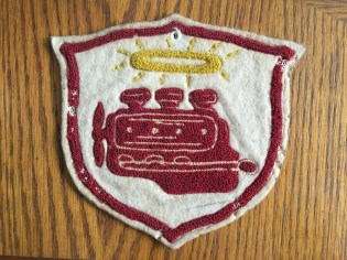 Apostles club patch