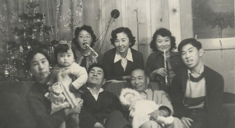 Hayakawa Family & Friends at Christmas