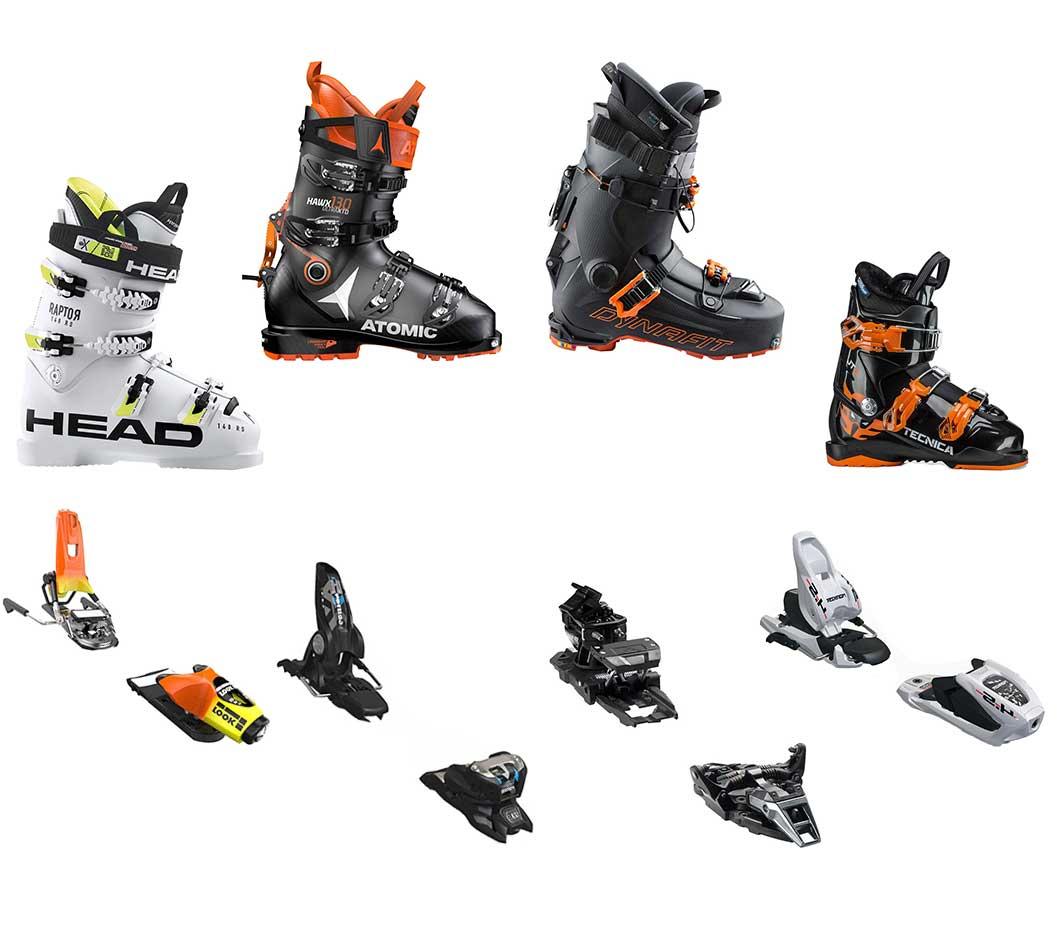Understanding Ski Boot To Ski Binding Compatibility