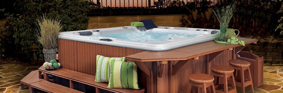 amenagement jacuzzi exterieur gallery of best amenagement jardin exterieur avec galets images. Black Bedroom Furniture Sets. Home Design Ideas