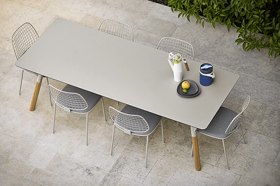 Table de repas Link Varaschin Jardinchic