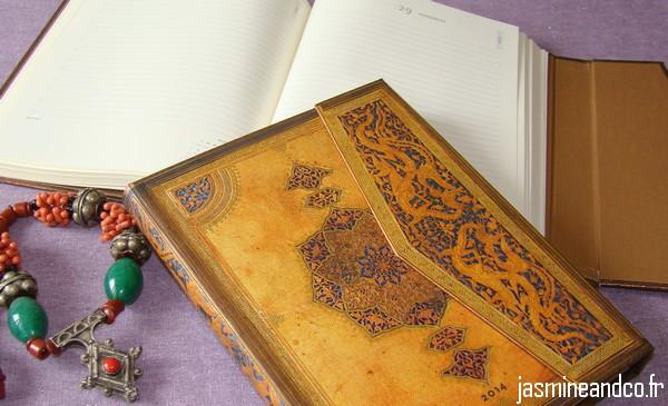 Paperblanks : agenda oriental par excellence