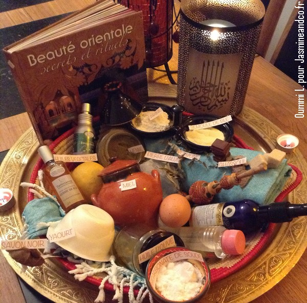 recette beauté oriental