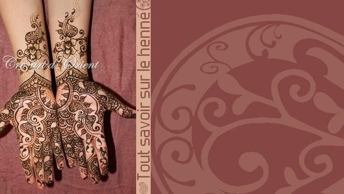 Tout savoir sur le henné