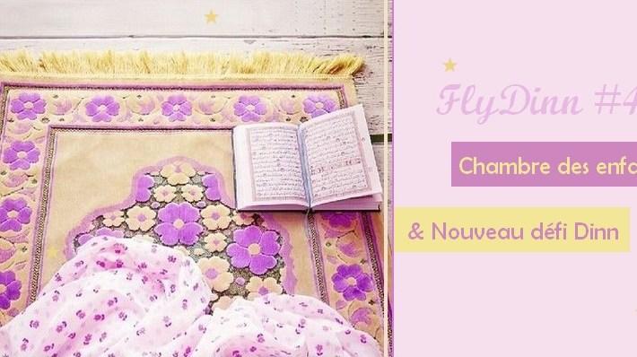 Chambres des enfants toujours propres, et un réveil 10 minutes avant Fajr !