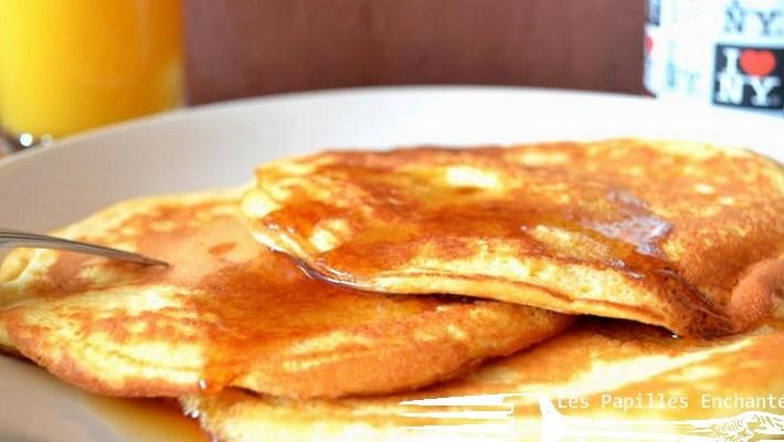 Pancake, la recette facile !