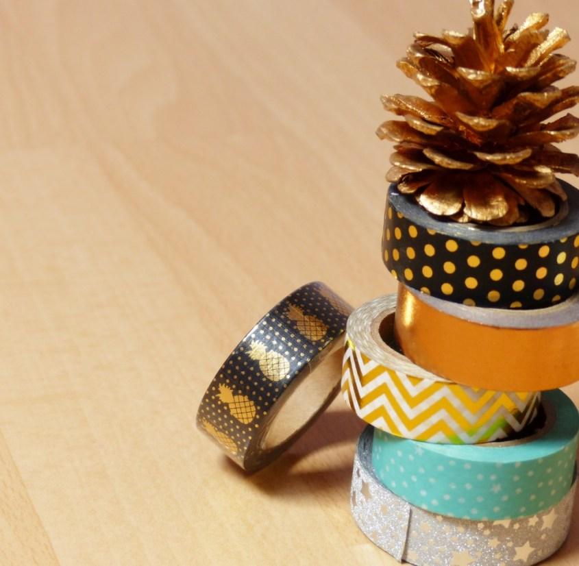 masking tape ananas