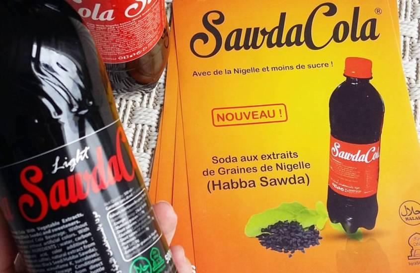 SawdaCola : Du Cola à la Nigelle