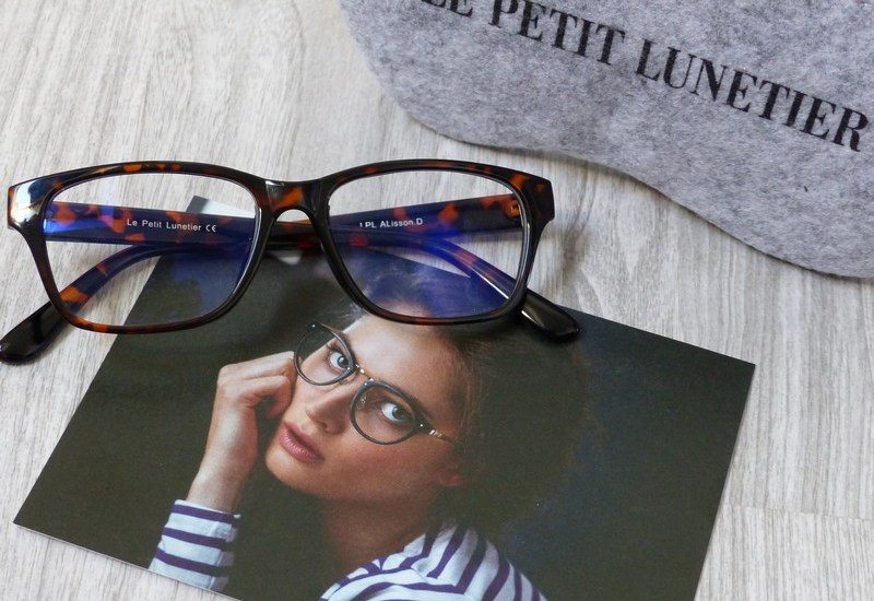 Mes belles lunettes anti lumière bleue