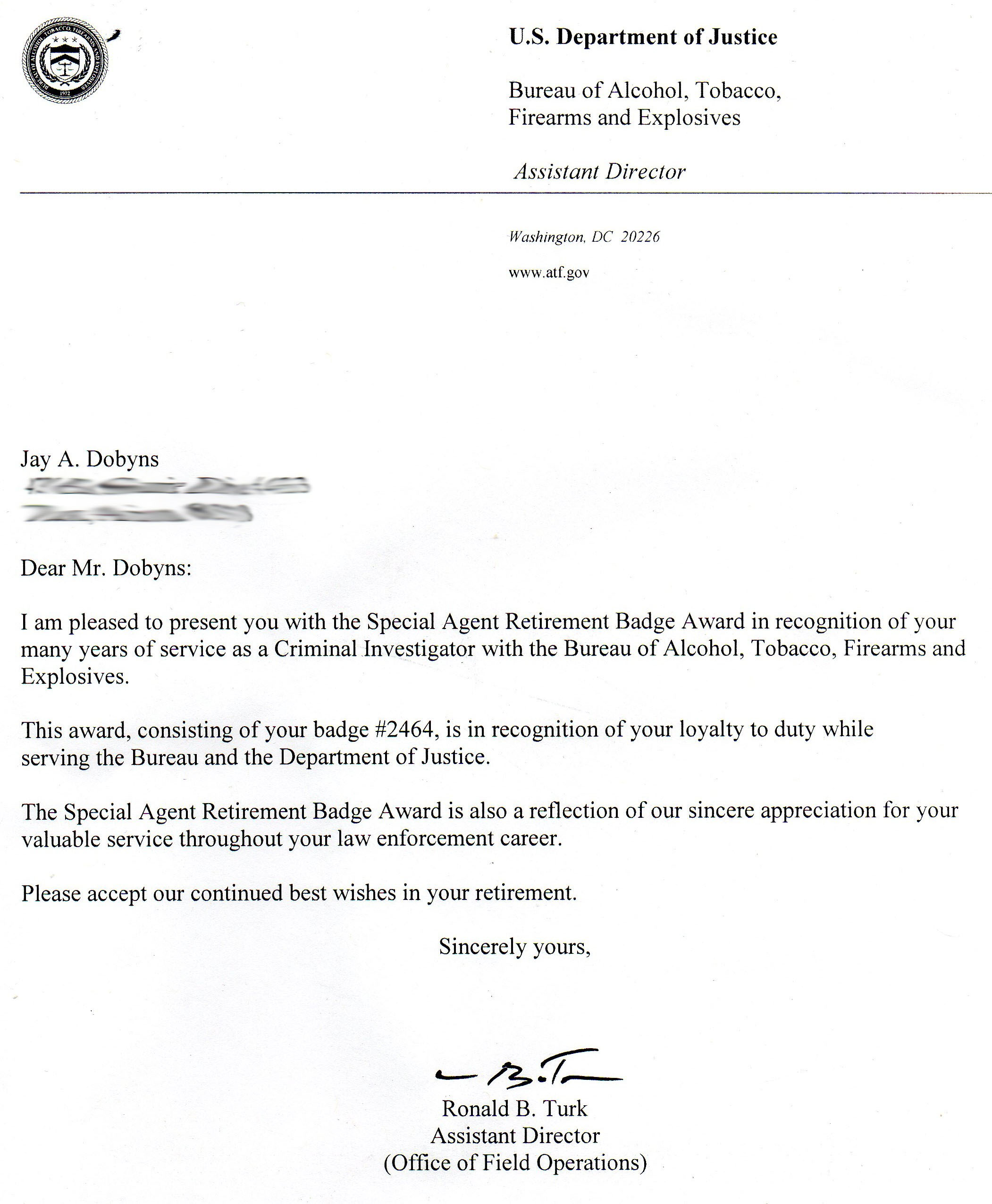 Resignation Letter Due To Unethical Boss