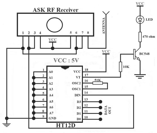 small resolution of rf rx module