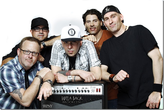 Holla Back - Brooklyn's Own - Band Shot